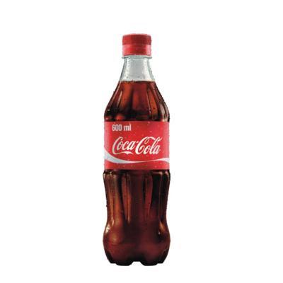 Refrigerante Coca-Cola - Original   600ml