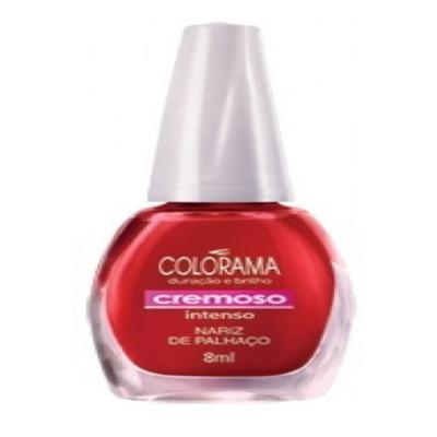 Esmalte Colorama Blister Cremoso - Nariz Palhaço | 8ml