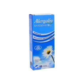 Alergaliv - 10mg | 15 comprimidos