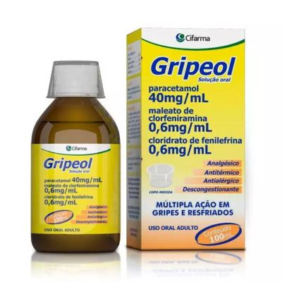 Gripeol - Solução Oral | 100ml