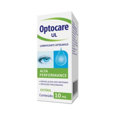 Optocare UL - Solução Oftalmica | 10ml