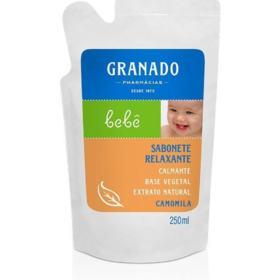 Sabonete Liquido Glicerinado Granado Refil - Camomila | 250ml