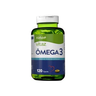 Vitaz - Ômega   120 comprimidos