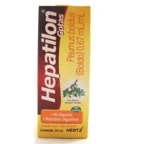 Hepatilon Gotas - 30ml