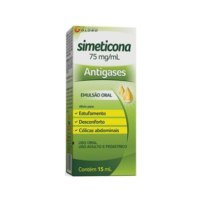 Simeticona Emulsão Oral Genérico Globo - 75mg/ml | 15ml