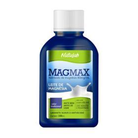 Magmax Liquido Tradicional - 80mg | 100ml