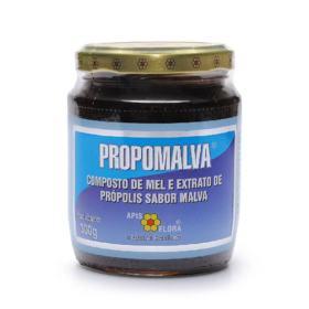 Propomalva Composto de Mel e Extrato de Propolis - Malva | 300g