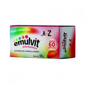 Emulvit AZ - 60 comprimidos