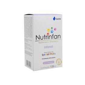Nutrifan Solução Oral - Special Fruits | 120ml