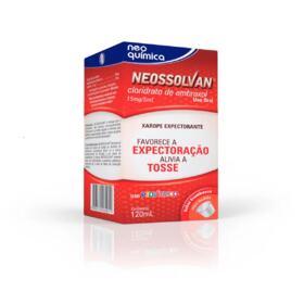 Neossolvan Xarope Infantil - 15mg/5ml | 120ml