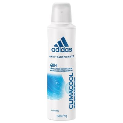 Desodorante Aerosol Antitranspirante  Adidas Climacool - Feminino | 150ml
