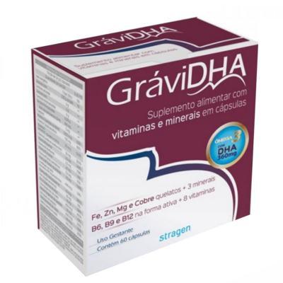 GráviDHA - 60 cápsulas