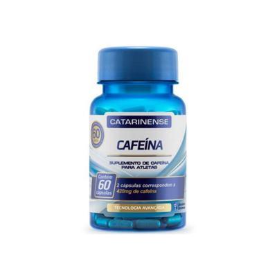 Cafeína Catarinense - 210mg   60 cápsulas