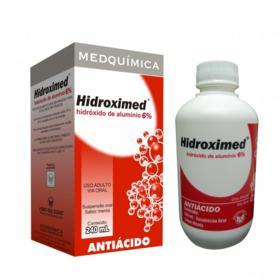 Hidroximed Suspensão - 61,5mg | 240ml