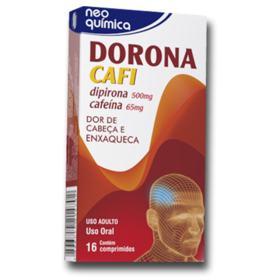 Dorona Cafi -  | 4 comprimidos