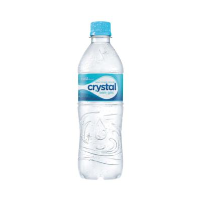 Água Mineral Crystal - Sem Gás | 500ml
