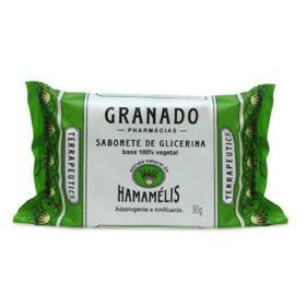 Sabonete De Glicerina Terrapeuti Granado - Hamamelis | 90g