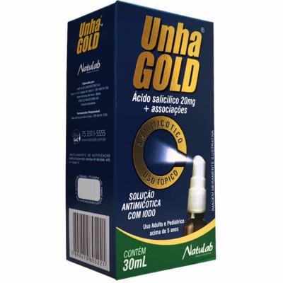 Unha Gold - Spray | 30ml