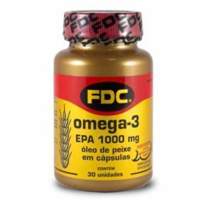 Ômega 3 EPA FDC - 1000mg | 30 cápsulas