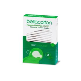 Hastes Flexíveis Bellacotton - 70 unidades