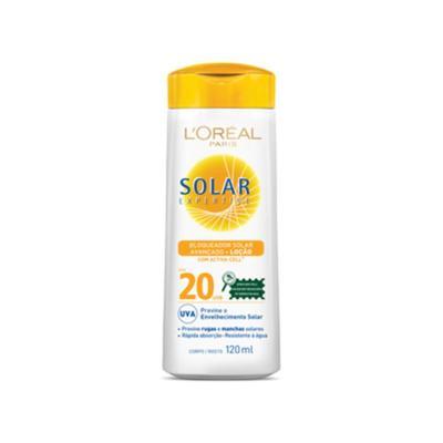 Protetor Solar Expertise Loção Bloqueadora - 120ml