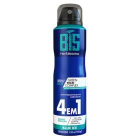 Desodorante Herbissimo Aerosol Bis 4 Em 1 - Blue Ice | 150ml