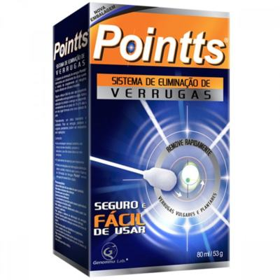Anti-verrugas Pointts Spray - 80ml