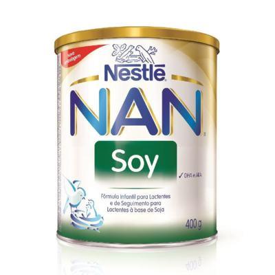 Fórmula Infantil NAN Soy - Lata | 400g
