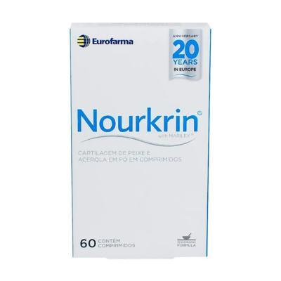 Suplemento Alimentar Nourkrin - 60 comprimidos