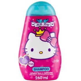Shampoo Hello Kitty Betulla Cabelos Lisos e Delicados - 260ml