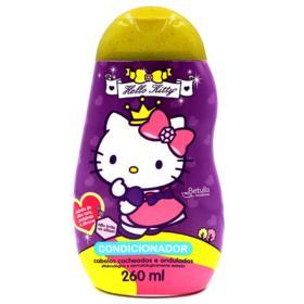 Condicionador Hello Kitty Betulla - Cabelos Cacheados   260ml