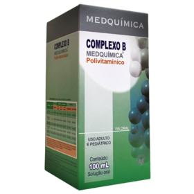 Complexo B - Xarope | 100ml