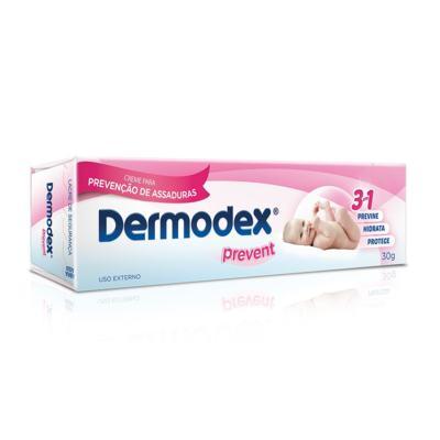 Creme Preventivo Para Assaduras Dermodex - Prevent | 30g