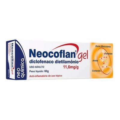 Neocoflan Gel - 10mg/g   60g