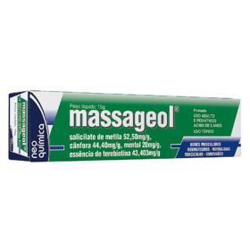 Massageol - Pomada | 15g