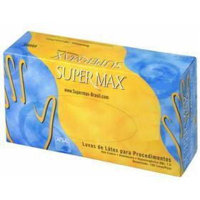 Luva Para Procedimentos Supermax - P | 100 unidades