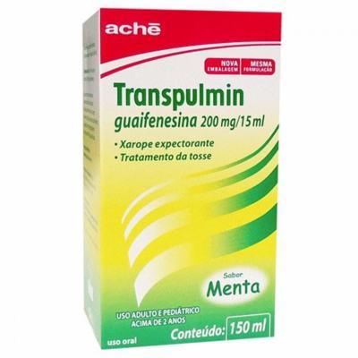 Transpulmin Xarope - 200mg/5ml | 150ml