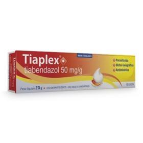 Tiaplex - 50mg/g | caixa com 1 bisnaga com 20g de pomada de uso dermatológico