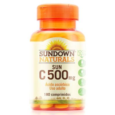 Sun C 500 - 500mg   180 comprimidos revestidos