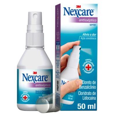 Spray Antisséptico Nexcare 3M - 50ml