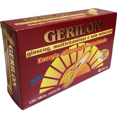 Gerilon - 60 cápsulas