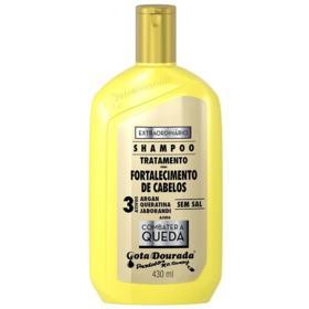 Shampoo Gota Dourada - Anticaspa | 430ml
