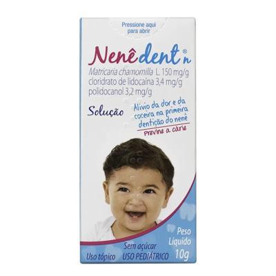 Nene-Dent Gotas - 10ml