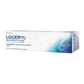 Loceryl - Creme  0,25%   20g