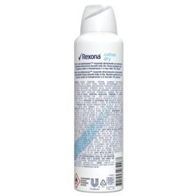 Desodorante Antitranspirante Rexona Women - Cotton Dry Aerosol   150ml