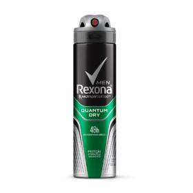 Desodorante Antitranspirante Rexona Men - Quantum Aerosol | 150ml