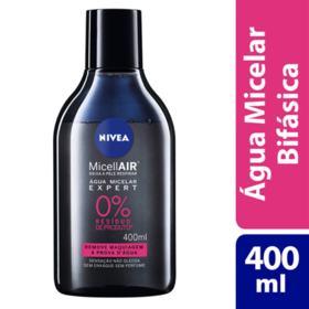 Água Micelar Nivea MicellAIR - Expert | 400ml