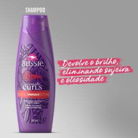 Shampoo Aussie - Miracle Curls | 360ml