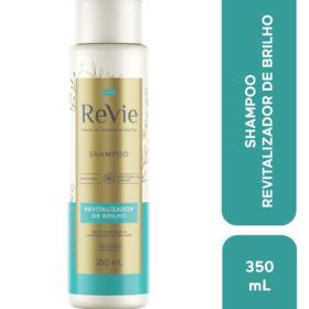 Shampoo Revie - Revitalizador de Brilho   350ml