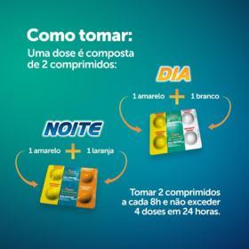 Naldecon Pack Dia e Noite - 24 comprimidos